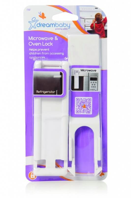 Microwave And Oven Lock Child Care Supplies Melbourne