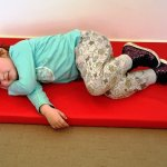 Sleep Mat Red